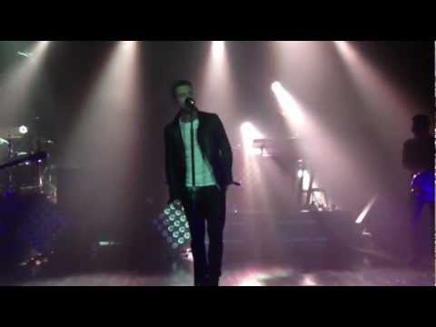 One Republic - Life In Color (live) @ Lausanne 03.04.13