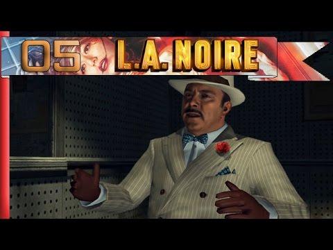 L.A. Noire - Diplomate argentin et belle voiture ! - Ep.5
