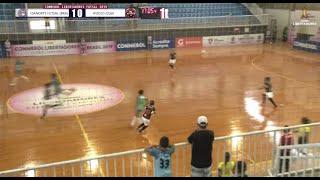 CONMEBOL Libertadores de Futsal Femenino. Cianorte vs. Aviced