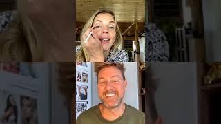 Maquillage 5 min, le tutoriel Vous nous avez demandé un maquillage facile de jour, chic, avec couleurs terre, voici : fond d'écran teint crème (on ne le sent pas!