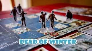 Dead of Winter Custom Solo Variant Ep 1: Set up & Turn 1