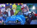 Minecraft FNAF 6 Pizzeria Simulator - LEFTY IS DYING?! (Minecraft Roleplay)