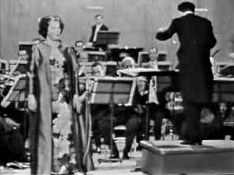 Irmgard Seefried sings Staendchen