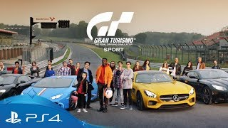 Gran Turismo Sport   Where the World Comes to Race   PS4
