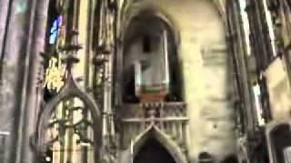 Австрия. Вена. Собор Святого Стефана.(http://www.town-explorer.ru/vienna/ - достопримечательности Вены на карте, фото и видео., 2011-09-27T11:50:44.000Z)