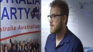 Special Documentary on RUAP on SBS TV by John Safran - Part 1