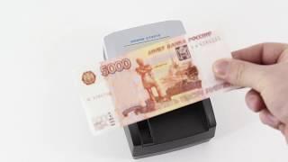 Видеообзор автоматический детектор валют DORS CT2015