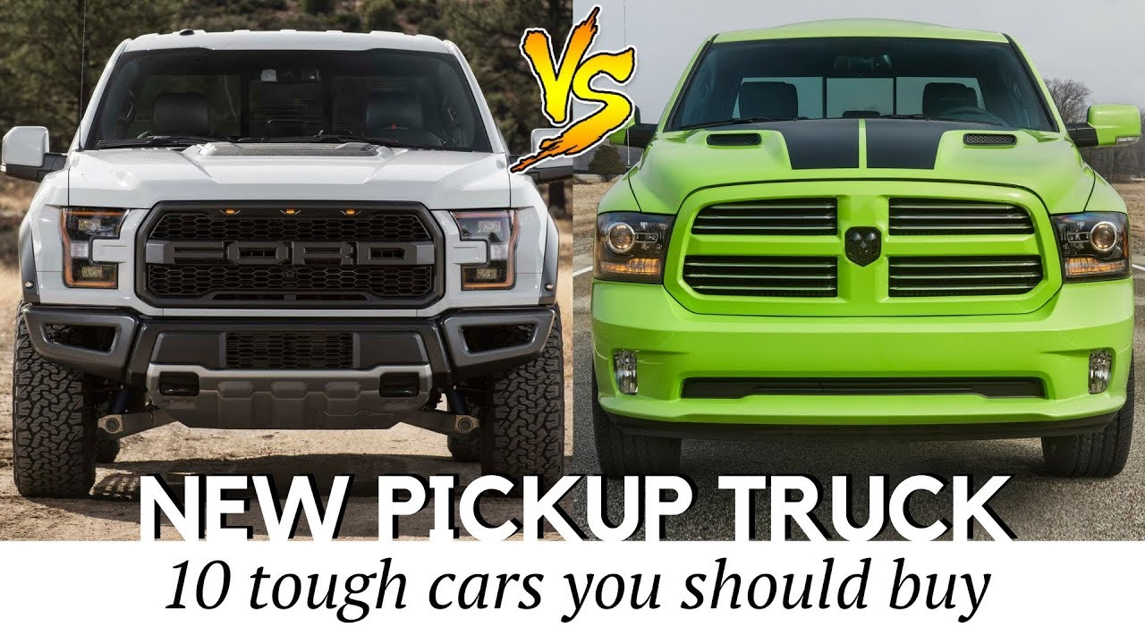 Cool Trucks 2018 >> 10 Best Pickup Trucks To Buy In 2017 2018 Prices And Specs Compared