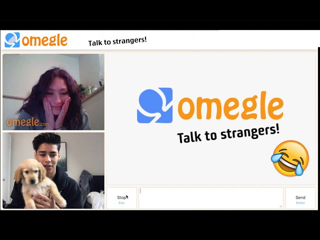TRYING TO FIND LOVE ON OMEGLE!!