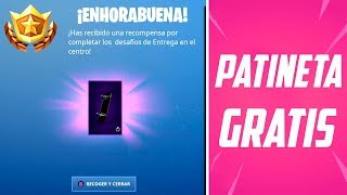 Comment GET Skateboard Backpack GRATUIT Fortnite 2019