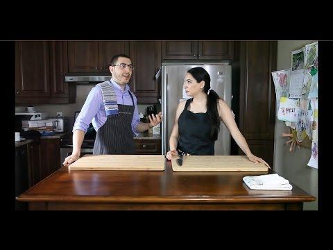 Julie's Kitchen Diaries   Episode 1