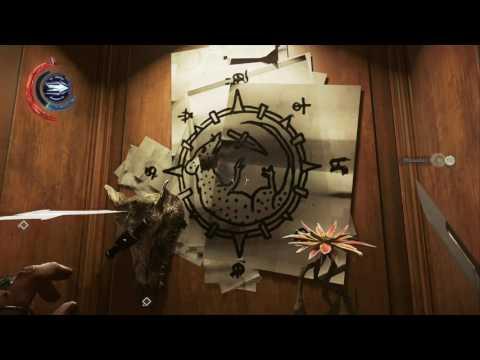 [GUÍA]Dishonored 2 - Misión 6 - Fantasma, sin muertes, poderes