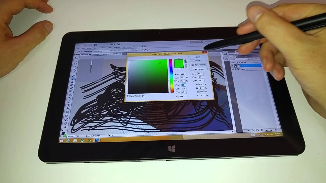 Mytrix Complex 11t / Cube i7 Stylus review: budget 2-in-1