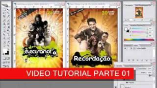 FOTOMONTAGEM PARA CARTAZ - parte 1 de 3 - Adquira o DVD Completo
