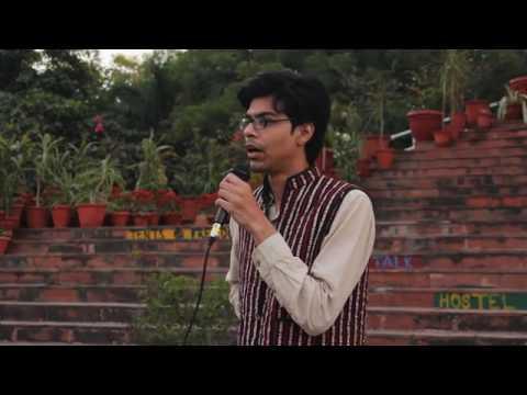 Souradeep Roy (Indian Writers Forum) at #FightBackDU [JNU | 27-02-2017]