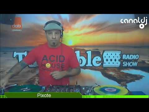 DJ Pixote - Programa Turntable - 04.10.2017