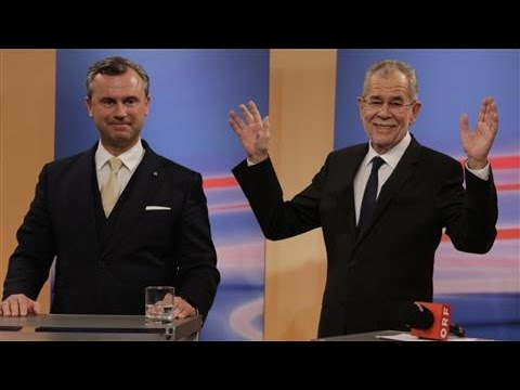 Austria Rejects Right-Wing Populist in Presidential Election