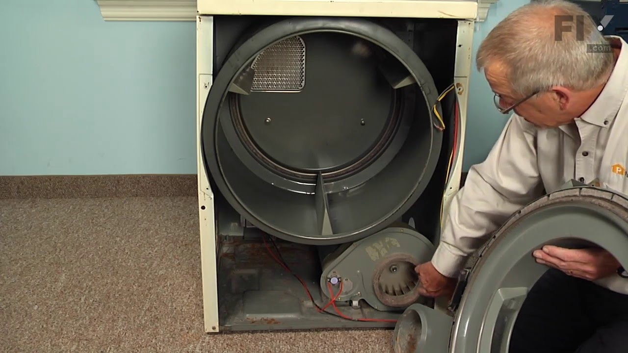 small resolution of amana dryer repair how to replace the heating element kit red dot