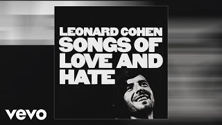 Leonard Cohen Famous Blue Raincoat Audio