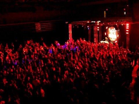 DJ Bdubz live @ Rock On(closing)