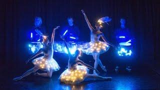Скачать Swan Lake LED BALLET BEATS
