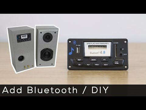 Add Bluetooth to your DIY Project or Vehicle