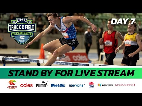 Sydney Australian Track and field championships - Day 7