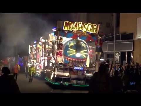 Eclipse CC Madagascar Europes Most Wanted Bridgwater Carnival 2015