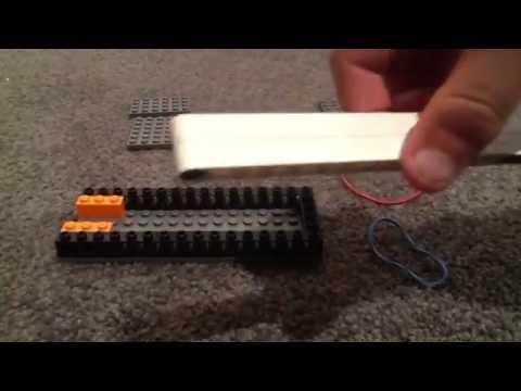 How To Build My Lego Hidden Blade Simple Youtube