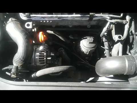 VW AC diagnosis and repair 2006 MK5 Jetta TDI