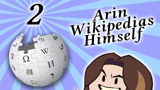 Arin Wikipedias Himself - PART 2 - Game Grump