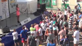 Route de France féminine - Édition 2015 à Avallon (89)