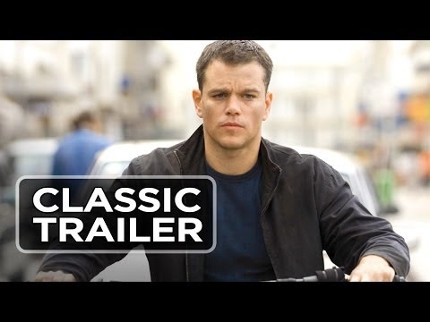 The Bourne Ultimatum Official Trailer #2 - David Strathairn Movie (2007) HD