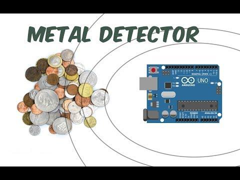 Simple DIY Arduino Metal Detector (cheap + easy)