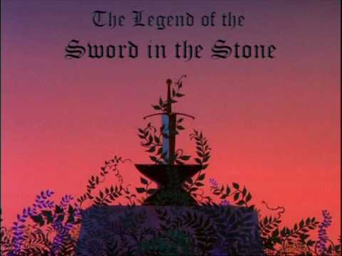 The Legend of the Sword in the Stone
