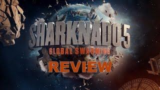 Sharknado 5: Global Swarming - Syfy Movie Review streaming