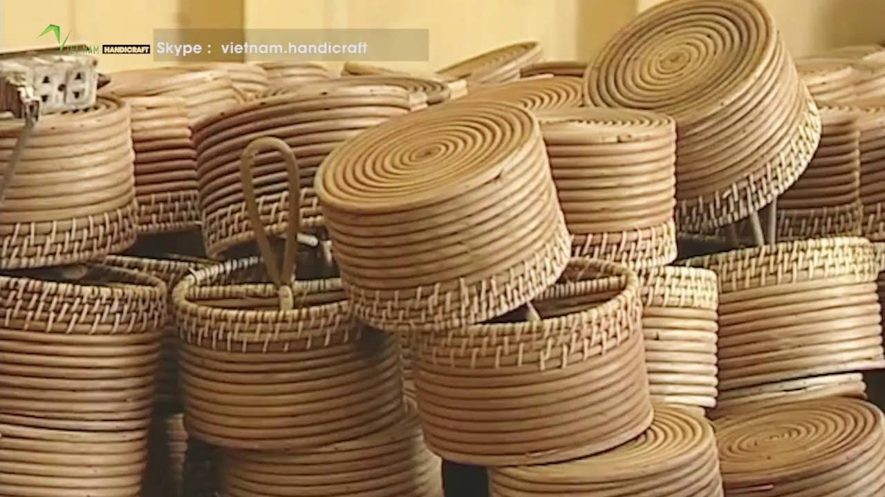 A Vietnamese Handicrafts Company Goes Green Youtube