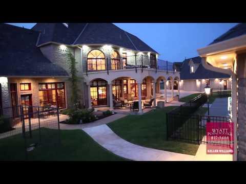 1100 SE 19th Moore Oklahoma Luxury Home On 5 Acres KW Elite Wyatt Poindexter