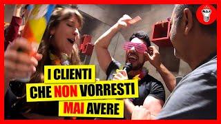 I Clienti Che NON Vorresti MAI Avere - [Candid Camera] - theShow