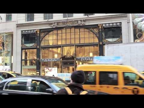 VLOG 9- New York, Mondrian Soho, 5th Ave, Times Square, Bloomingdales