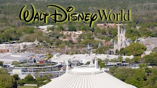 Virtual Tour of Walt Disney World Resort (2020)