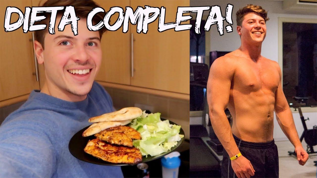 Dieta completa per massa senza integratori di proteine dieta