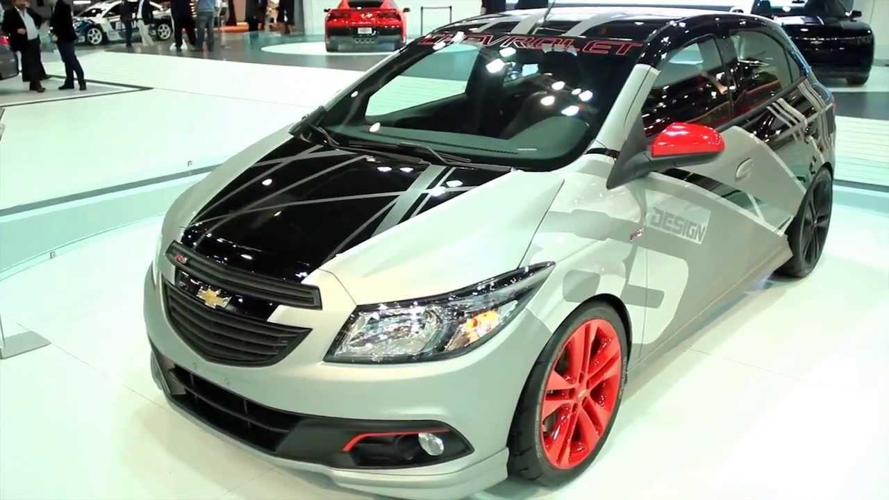 Chevrolet Onix Rs Inspirado En Los Grandes Disenos De Carrera Plan