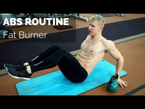 Intense Abs Workout   Quick Fat Burner
