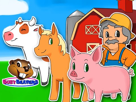"""Old MacDonald Had A Farm"" 
