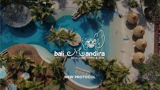 Bali Mandira Beach Resort & Spa | New Protocol Video | Videographer