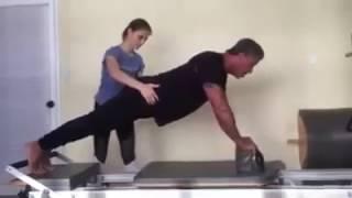 Как тренируется 70-летний Сильвестр Сталлоне