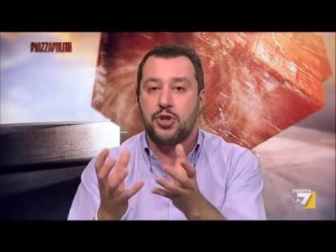 Salvini: 'I Rom come comprano le Audi da 80mila euro?!'