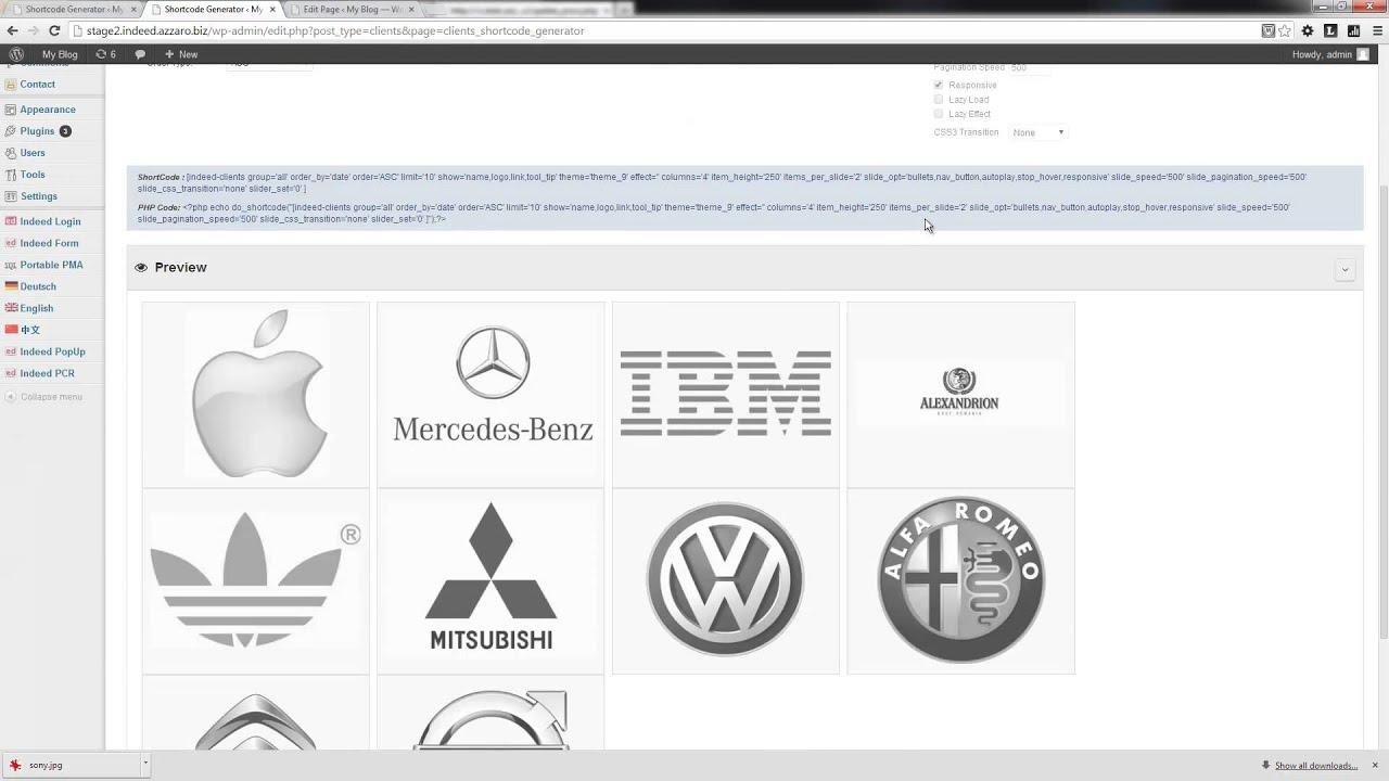 Indeed My Logos
