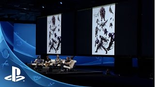 PlayStation Experience | Inside the Dev Studio Panel